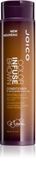 Joico Color Infuse Conditioner For Brown To Dark Hair
