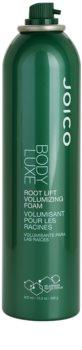 Joico Body Luxe espuma para dar volume desde o raiz