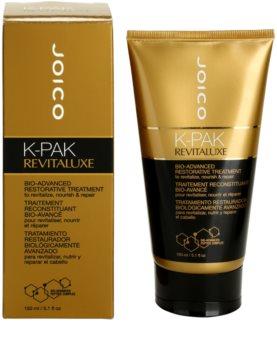 Joico K-PAK RevitaLuxe máscara para cabelo seco a danificado