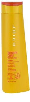 Joico Smooth Cure šampon proti krepastim lasem