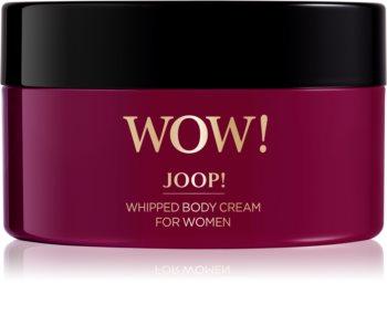 JOOP! Wow! for Women crème corps pour femme 200 ml