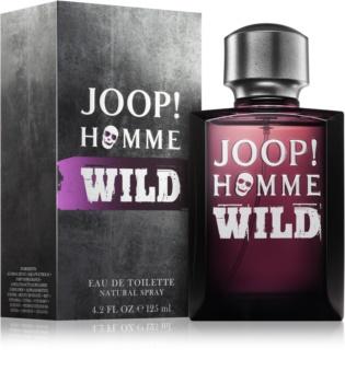 JOOP! Homme Wild eau de toilette para hombre 125 ml