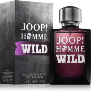 JOOP! Joop! Homme Wild Eau de Toilette für Herren 125 ml