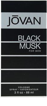 Jovan Black Musk одеколон для чоловіків 88 мл