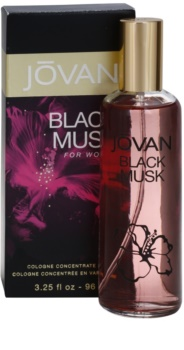 Jovan Black Musk Eau de Cologne für Damen 96 ml