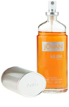 Jovan Musk eau de Cologne pour homme 88 ml