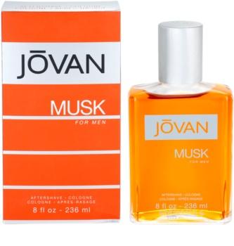 Jovan Musk νερό για μετά το ξύρισμα για άνδρες 236 μλ