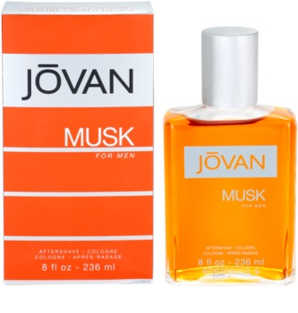 Jovan Musk Aftershave Water for Men 236 ml