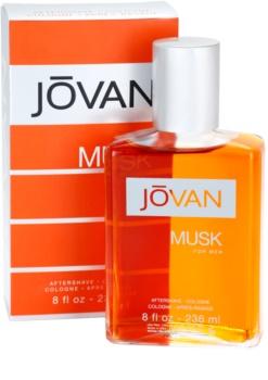 Jovan Musk borotválkozás utáni arcvíz férfiaknak 236 ml