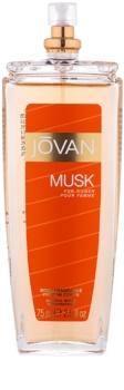 Jovan Musk tělový sprej pro ženy 75 ml