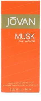 Jovan Musk eau de Cologne pour femme 96 ml