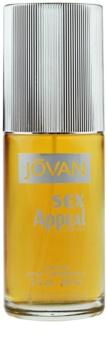 Jovan Sex Appeal Eau de Cologne voor Mannen 88 ml