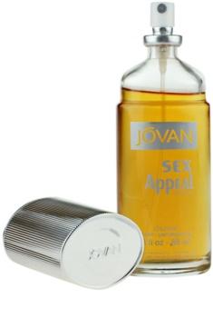 Jovan Sex Appeal одеколон для чоловіків 88 мл