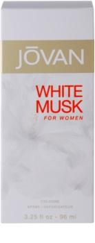 Jovan White Musk Eau de Cologne für Damen 96 ml