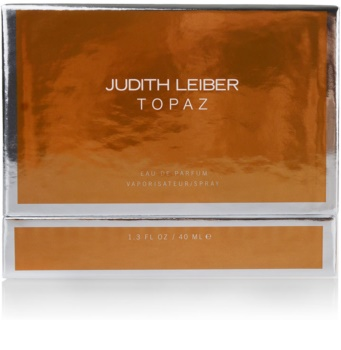 Judith Leiber Topaz eau de parfum pour femme 40 ml