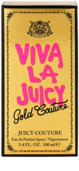 Juicy Couture Viva La Juicy Gold Couture Eau de Parfum para mulheres 100 ml