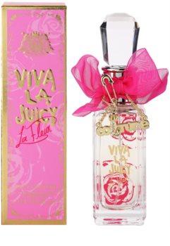 Juicy Couture Viva La Juicy La Fleur Eau de Toilette für Damen 40 ml
