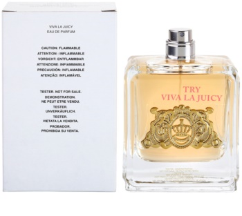 Juicy Couture Viva La Juicy eau de parfum teszter nőknek 100 ml