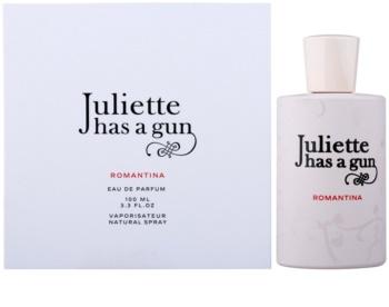 Juliette has a gun Juliette Has a Gun Romantina Eau de Parfum para mulheres 100 ml