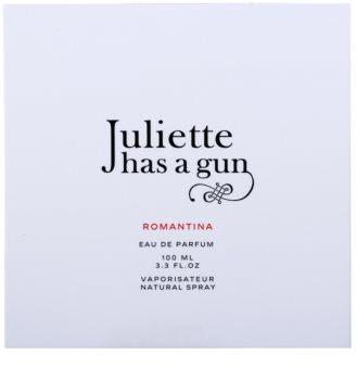 Juliette has a gun Romantina Eau de Parfum para mulheres 100 ml