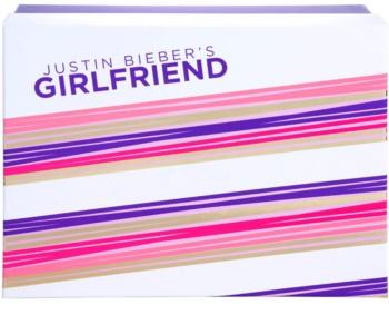 Justin Bieber Girlfriend dárková sada I.