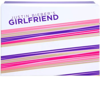 Justin Bieber Girlfriend подарунковий набір I.