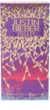 Justin Bieber The Key eau de parfum per donna 100 ml