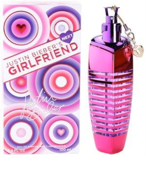 Justin Bieber Next Girlfriend Eau de Parfum Damen 100 ml