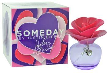 Justin Bieber Someday eau de parfum da donna 100 ml