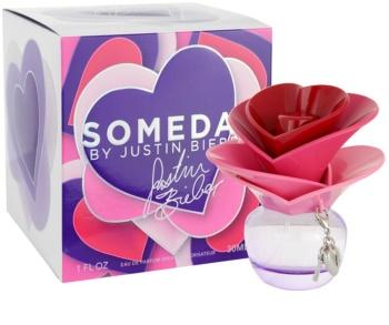 Justin Bieber Someday eau de parfum per donna 30 ml