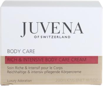 Juvena Body Care intensive Creme für den Körper