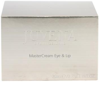 Juvena MasterCream protivráskový krém na oči a rty pro rozjasnění a vyhlazení pleti