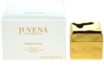 Juvena MasterCaviar protivráskový očný krém proti opuchom a tmavým kruhom