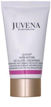 Juvena Juvelia® Nutri-Restore concentrado antirrugas regenerativo para pescoço e decote