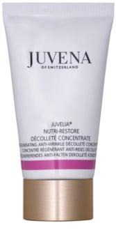 Juvena Juvelia® Nutri-Restore regeneračný protivráskový koncentrát na krk a dekolt
