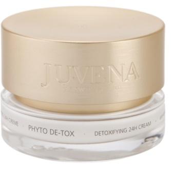 Juvena Phyto De-Tox крем для детоксикації для розгладження та роз'яснення шкіри