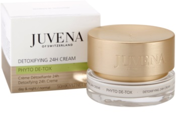 Juvena Phyto De-Tox Detoxifying  Cream with Brightening and Smoothing Effect