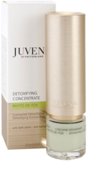 Juvena Phyto De-Tox detoxikačný koncentrát pre rozjasnenie a hydratáciu