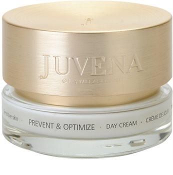 Juvena Prevent & Optimize dnevna umirujuća krema za osjetljivu kožu lica