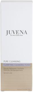Juvena Pure Cleansing čistiaca pena  pre normálnu až mastnú pleť