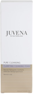 Juvena Pure Cleansing spuma de curatat pentru piele normala si grasa