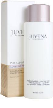 Juvena Pure Cleansing tonic pentru curatare pentru ten mixt si gras