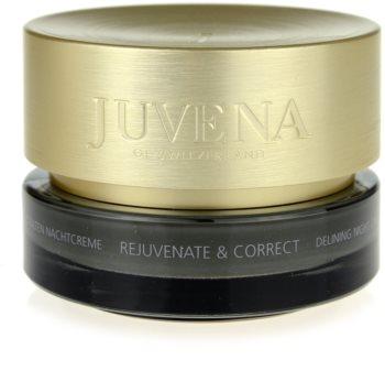 Juvena Skin Rejuvenate Delining nočný protivráskový krém pre normálnu až suchú pleť