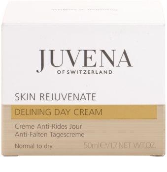Juvena Skin Rejuvenate Delining dnevna krema proti gubam za normalno do suho kožo