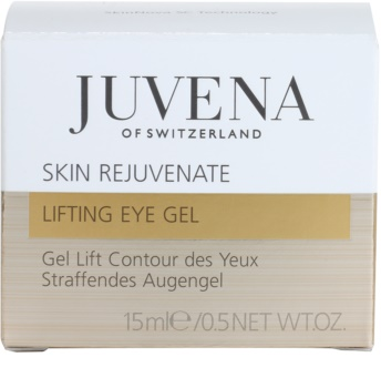 Juvena Skin Rejuvenate Lifting oční gel s liftingovým efektem