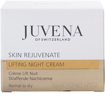 Juvena Skin Rejuvenate Lifting noční liftingový krém pro normální až suchou pleť