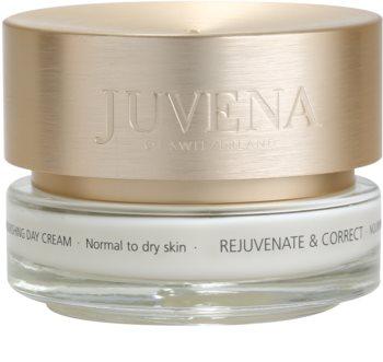 Juvena Skin Rejuvenate Nourishing tápláló nappali krém normál és száraz bőrre