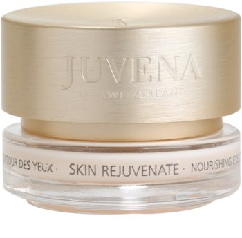 Juvena Skin Rejuvenate Nourishing krema proti gubam za predel okoli oči za vse tipe kože