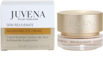 Juvena Skin Rejuvenate Nourishing očný protivráskový krém pre všetky typy pleti
