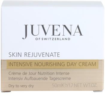 Juvena Skin Rejuvenate Nourishing vyživující denní krém pro suchou až velmi suchou pleť
